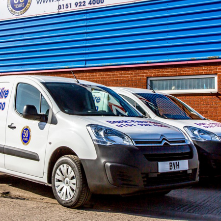 Commercial Vehicle Fleet Insurance